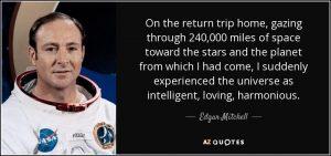 Captain Edgar Mitchell